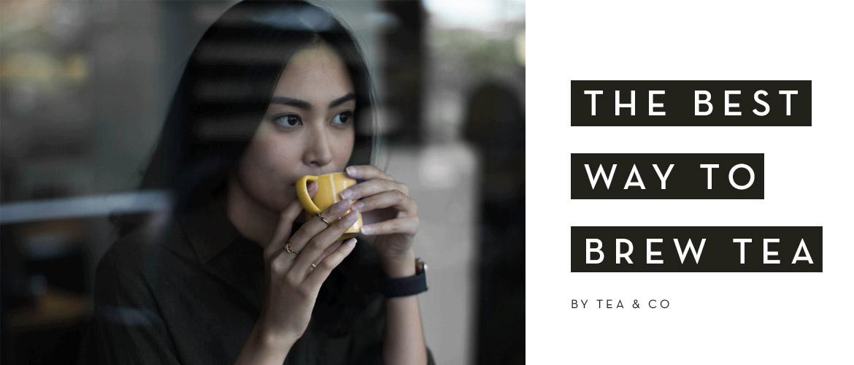 Cara terbaik menyajikan teh.