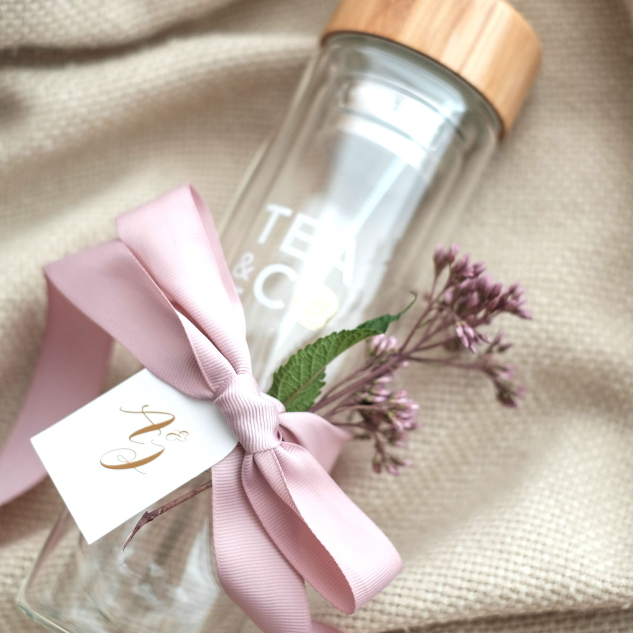 tumbler souvenir tea & co
