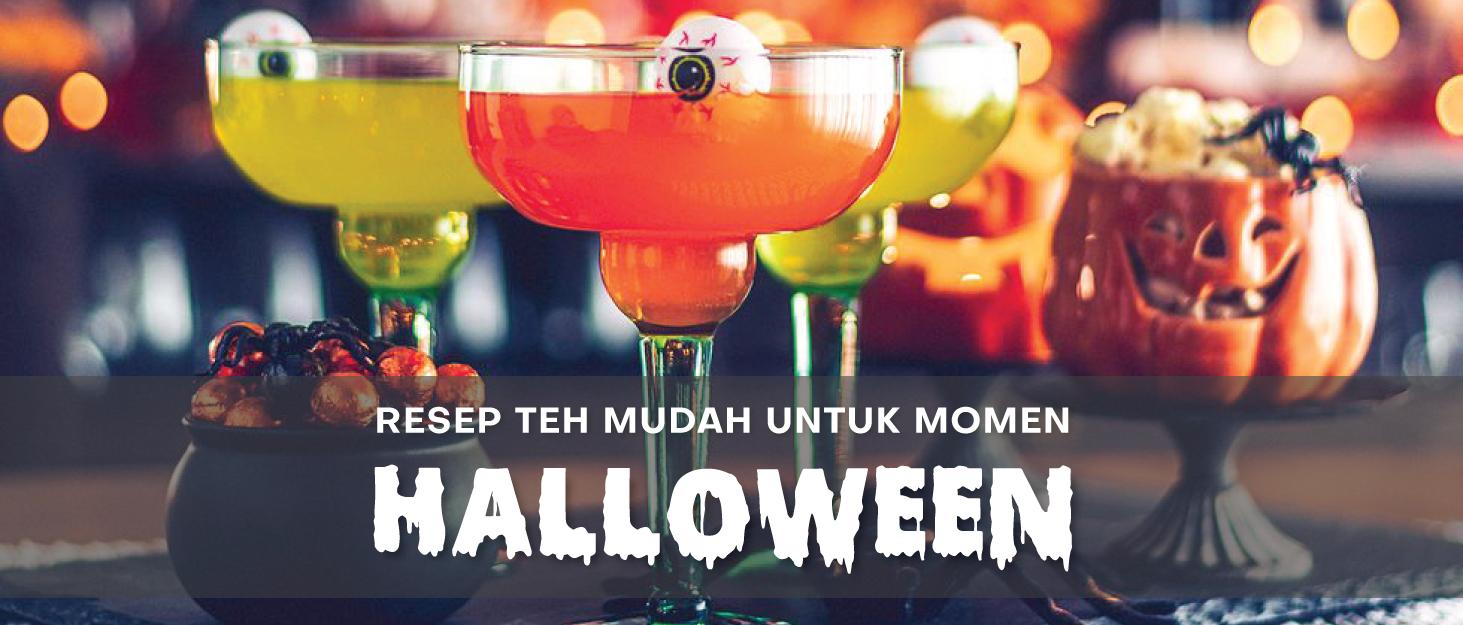 Resep Teh Mudah untuk Momen Halloween